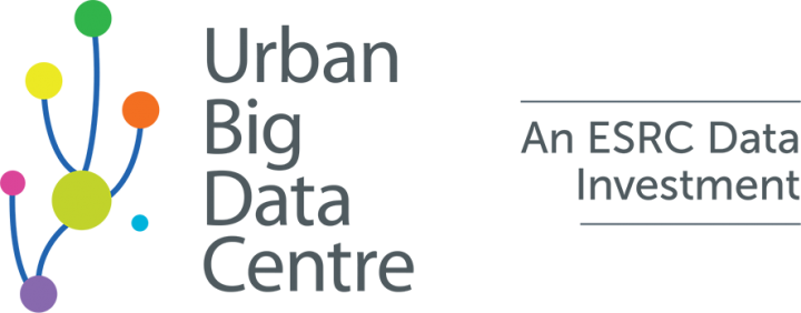 Urban Big Data Centre (UBDC) Logo