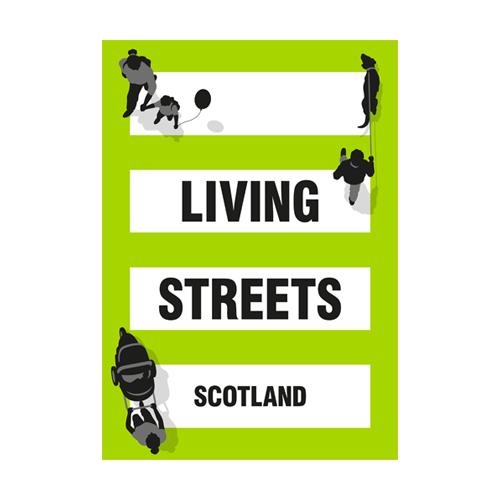 Living Streets Scotland Logo