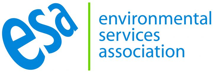 Environmental Services Association (ESA) Logo