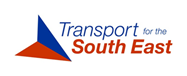 Transport for the South East (TfSE) Logo