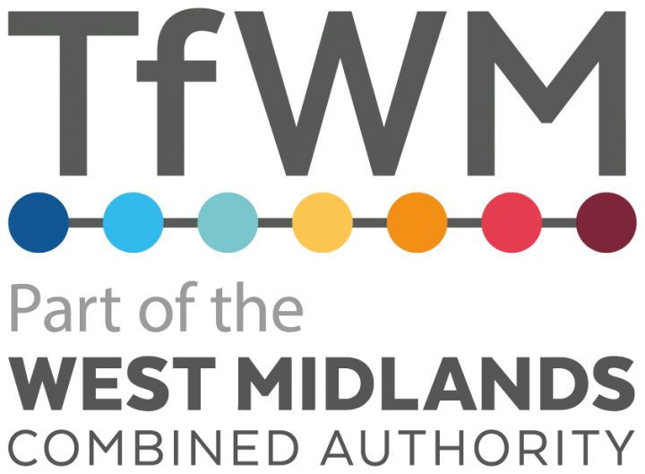 Transport for West Midlands (TfWM) Logo