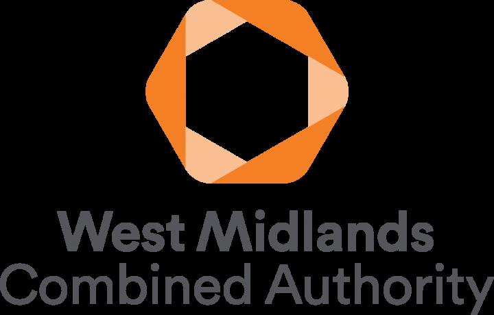 West Midlands Combined Authority (WMCA) Logo