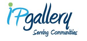 IPgallery Logo