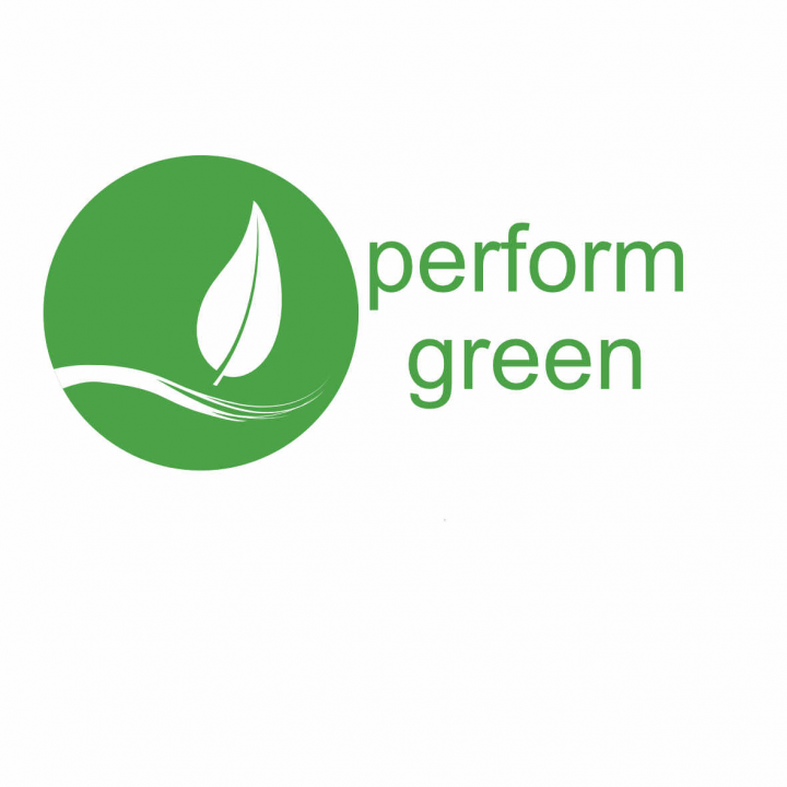 Perform Green Logo