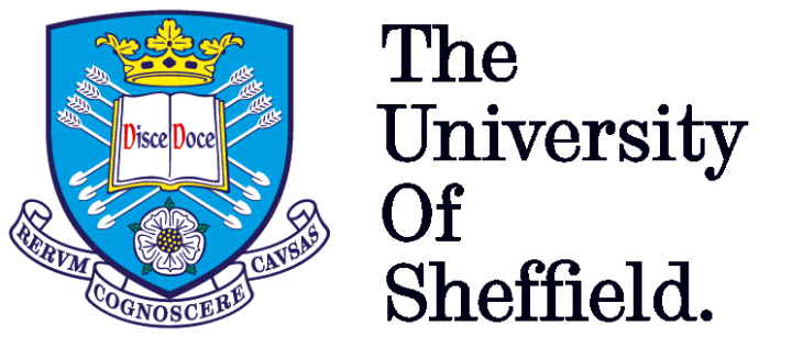 University of Sheffield/School of Health and Related Research (ScHARR) Logo