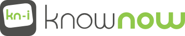 KnowNow Information Logo